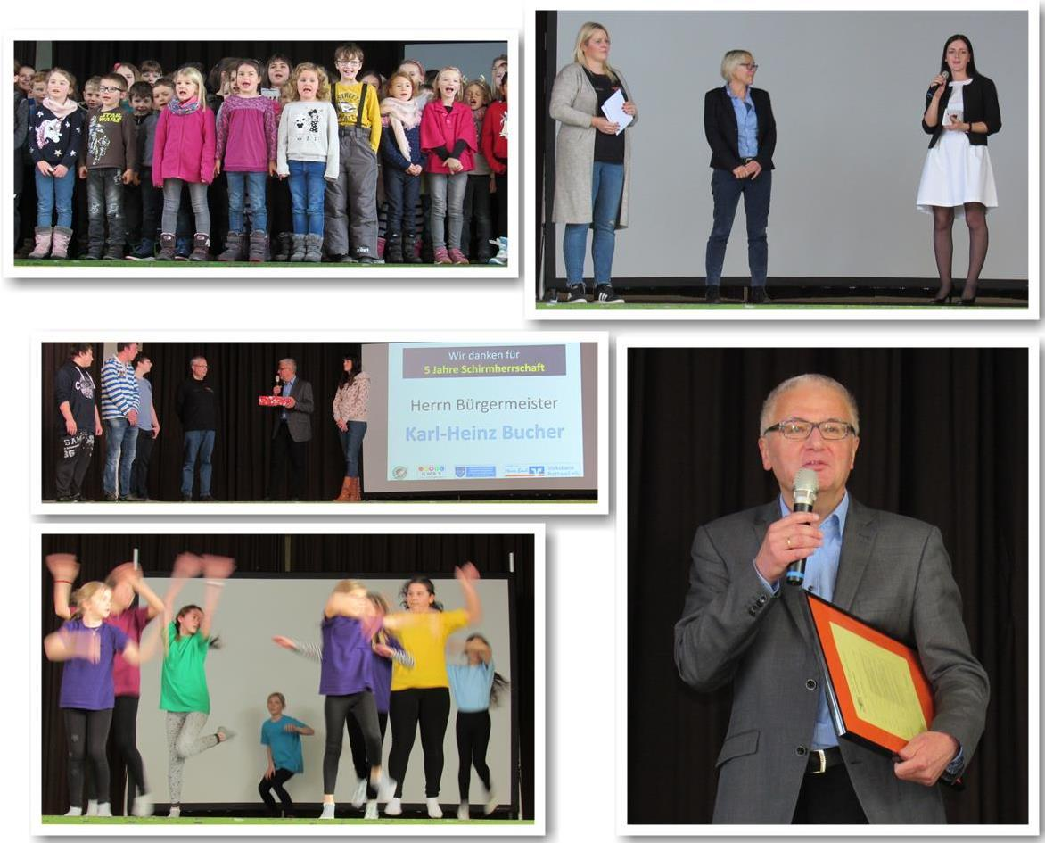 2018 12 18 Weihnachts Assembly Collage 1