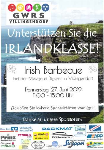 irish barbecue